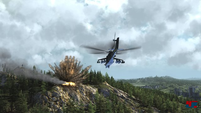 Screenshot - Air Missions: HIND (PC) 92532323