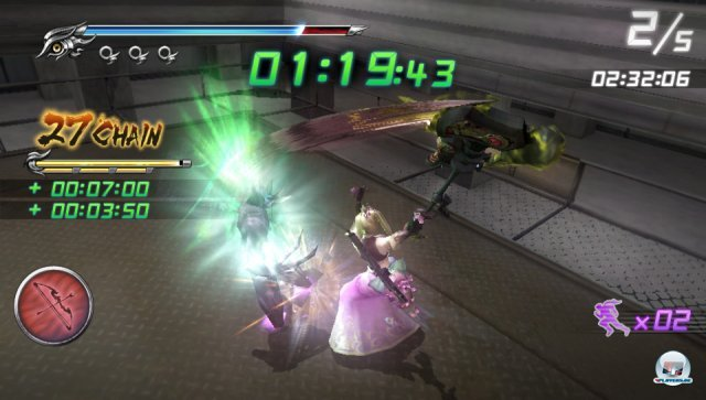 Screenshot - Ninja Gaiden: Sigma 2 (PS_Vita) 92456257