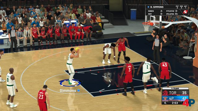 Screenshot - NBA 2K21 (PS4) 92624127
