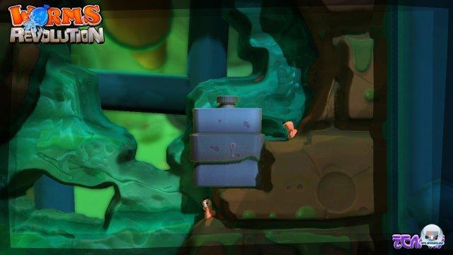 Screenshot - Worms Revolution (360) 92411807