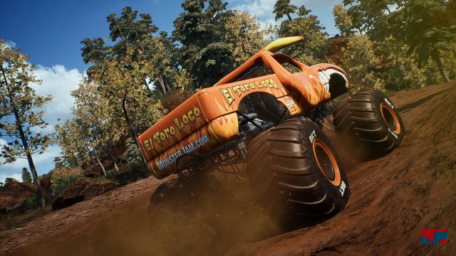 Screenshot - Monster Jam Steel Titans (PC) 92582928