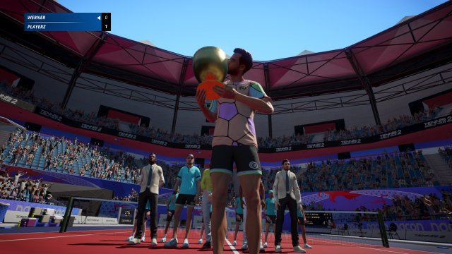 Screenshot - Tennis World Tour 2 (PS4) 92625835