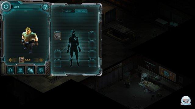 Screenshot - Shadowrun Returns (PC) 92465696