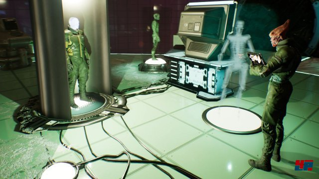 Screenshot - Genesis Alpha One (PC)