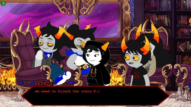 Screenshot - Hiveswap: Act 2 (PC) 92629970