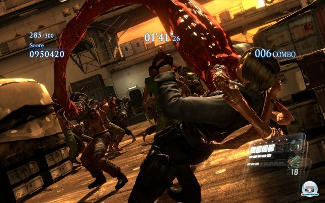 Screenshot - Resident Evil 6 (PC) 92443527