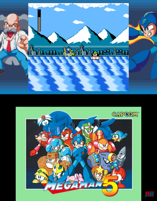 Screenshot - MegaMan Legacy Collection (3DS) 92521155
