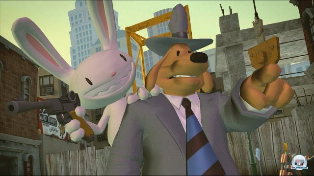 Screenshot - Sam & Max: Im Theater des Teufels (PC) 2269477