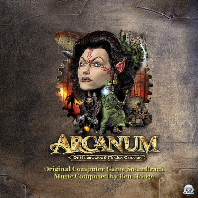 Screenshot - Arcanum (PC)
