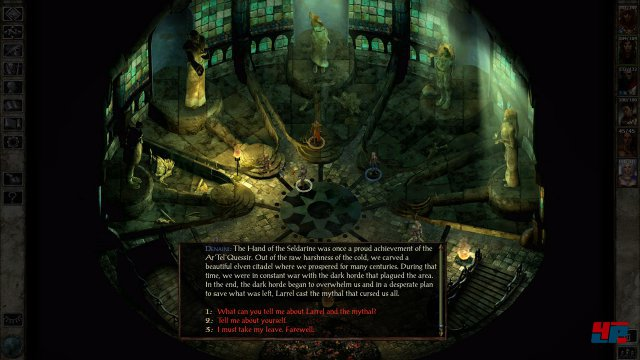 Screenshot - Icewind Dale Enhanced Edition (Android) 92489514