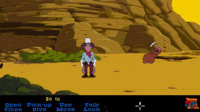 Screenshot - Fenimore Fillmore: 3 Skulls of the Toltecs (Remaster) (PC) 92582779
