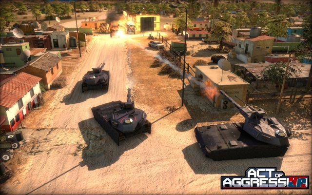 Screenshot - Act of Aggression (PC) 92487665