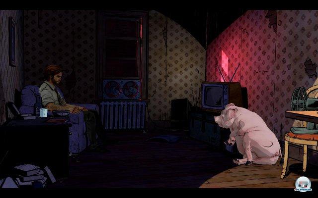 Screenshot - The Wolf Among Us - Episode 1: Faith (360) 92470645