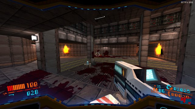 Screenshot - STRAFE (PC) 92545444