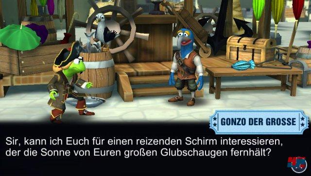 Screenshot - The Muppets Movie Adventures (PS_Vita)