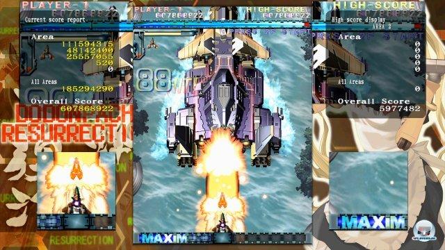 Screenshot - DoDonPachi Resurrection (360)