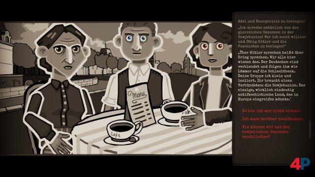 Screenshot - Through the Darkest of Times (PC) 92605023