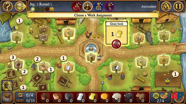 Screenshot - Agricola (PC)