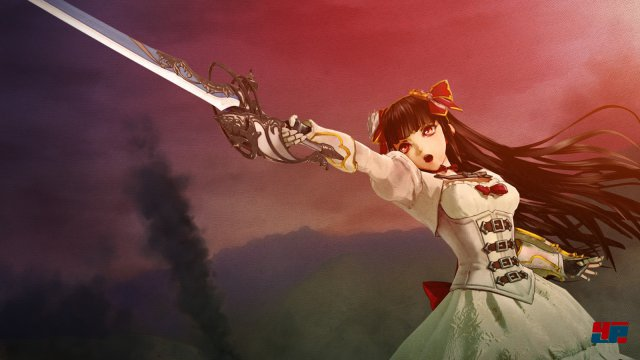 Screenshot - Valkyria: Azure Revolution (PlayStation4)
