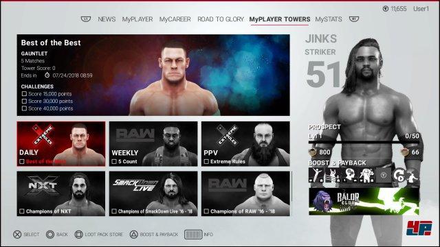 Screenshot - WWE 2K19 (PC) 92570491