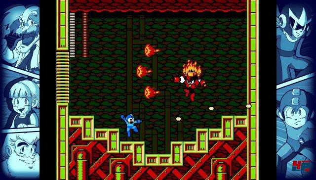 Mit 9 und 10 kehrte man zum NES-Grafikstil zurück.