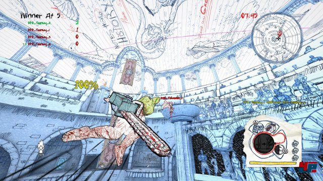 Screenshot - Drawn to Death (PS4) 92544166