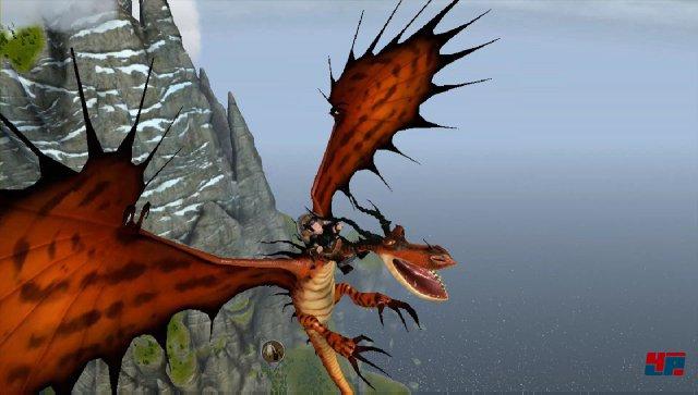 Screenshot - Drachenzähmen leicht gemacht 2 (PlayStation3) 92486207