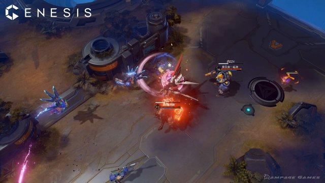 Screenshot - Genesis (PS4)