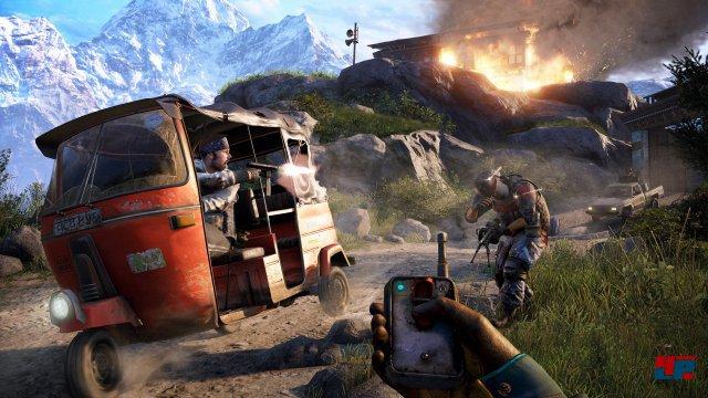 Screenshot - Far Cry 4 (360) 92484054