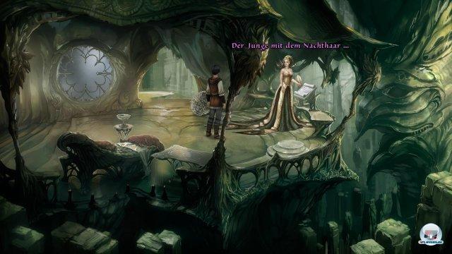 Screenshot - Das Schwarze Auge: Satinavs Ketten (PC) 2374812