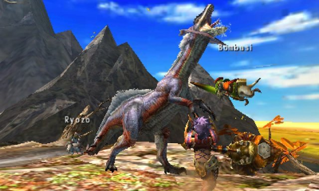 Screenshot - Monster Hunter 4 Ultimate (3DS) 92484923