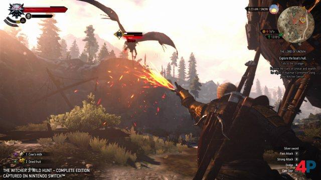 Screenshot - The Witcher 3: Wild Hunt (Switch) 92594567