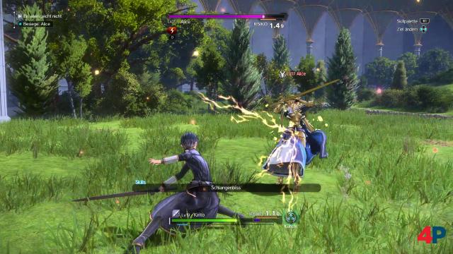 Screenshot - Sword Art Online: Alicization Lycoris (PS4) 92620127