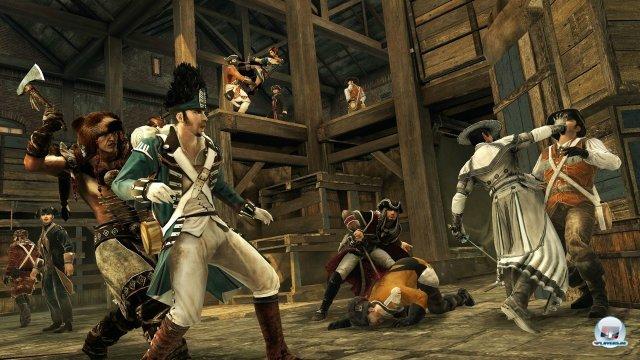Screenshot - Assassin's Creed III (360) 92406207
