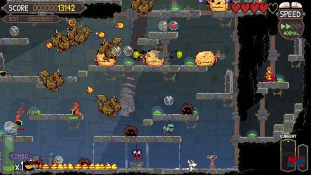 Screenshot - Poöf Vs The Cursed Kitty! (PC) 92473938