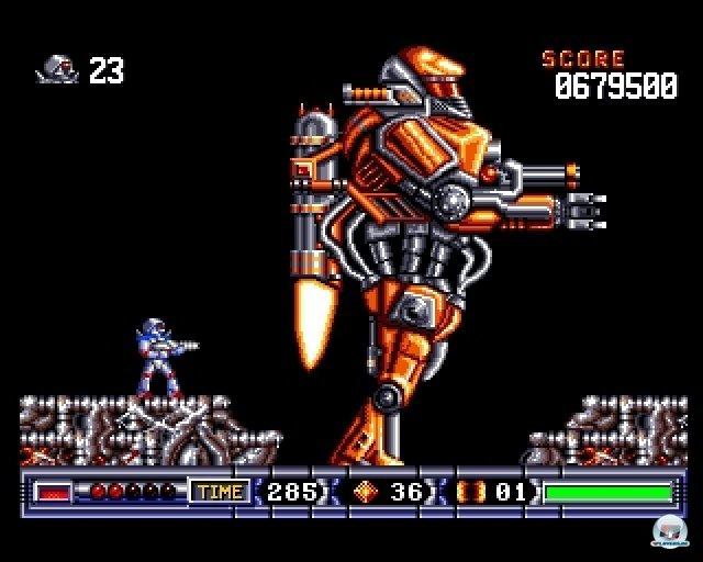 Screenshot - Turrican II (PC) 2301057