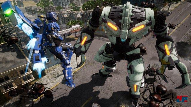 Screenshot - Earth Defense Force: Iron Rain (PS4)