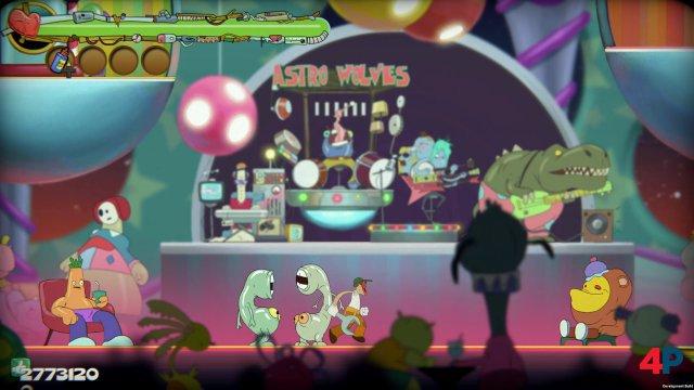 Screenshot - Redneck Ed: Astro Monsters Show (PC)