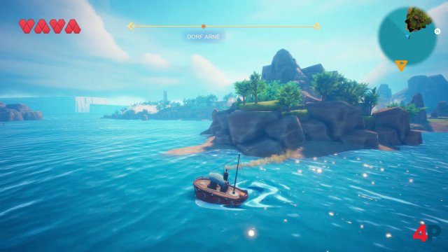 Screenshot - Oceanhorn 2: Knights of the Lost Realm (Switch) 92628191