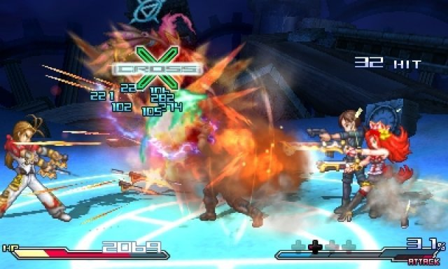 Screenshot - Project X Zone (3DS) 92462948