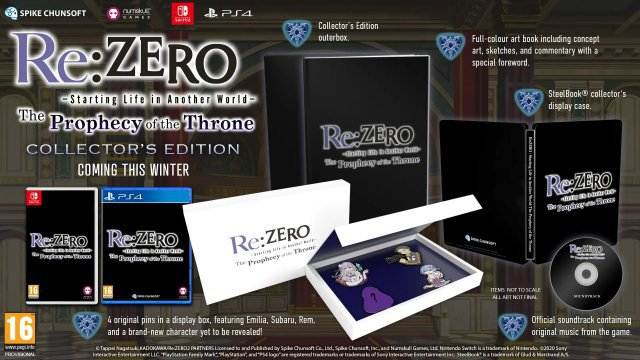 Screenshot - Re:ZERO - Starting Life in Another World: The Prophecy of the Throne (PS4) 92617270