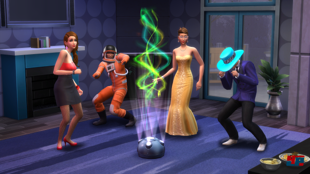 Screenshot - Die Sims 4 (PS4)