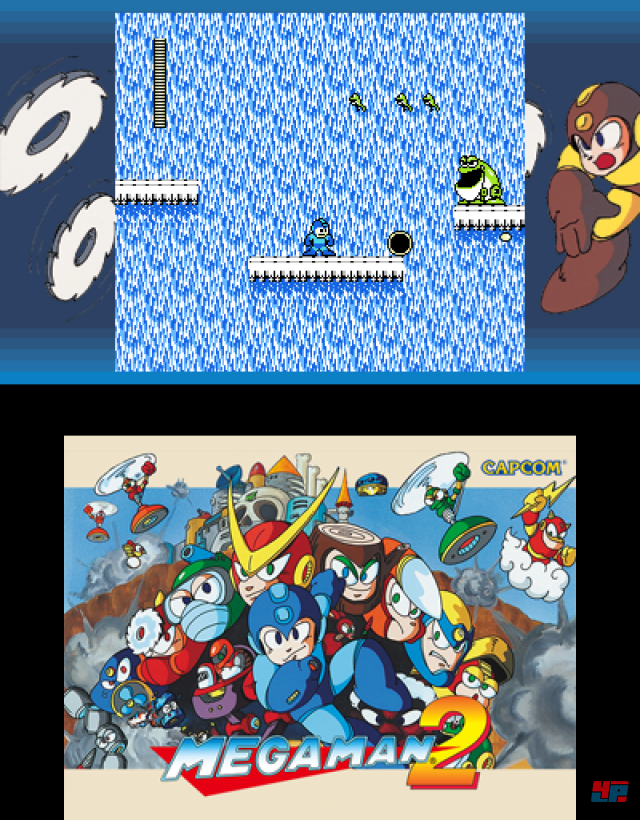 Screenshot - MegaMan Legacy Collection (3DS) 92521151