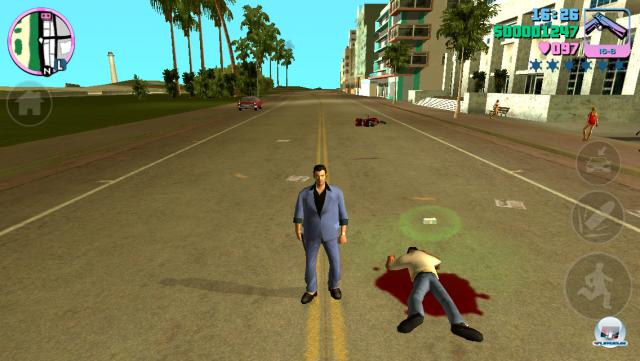 Screenshot - Grand Theft Auto: Vice City (iPhone) 92430617