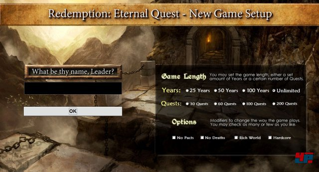 Screenshot - Redemption: Eternal Quest (PC)