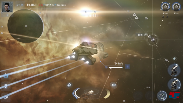 Screenshot - EVE: Echoes (Android)