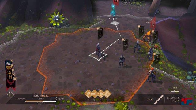 Screenshot - Massive Chalice (PC) 92497782