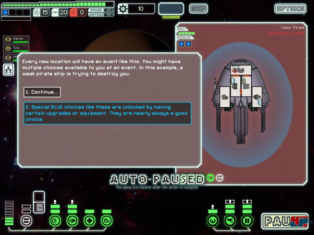 Screenshot - FTL: Faster Than Light (iPad) 92479784