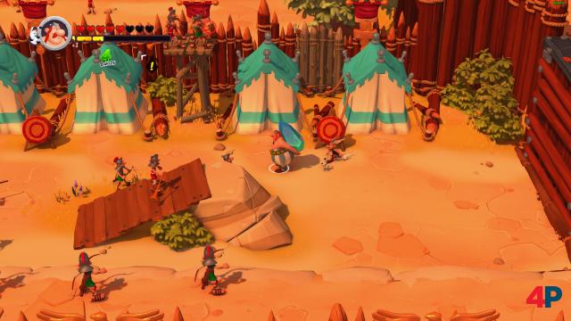 Screenshot - Asterix & Obelix XXL 3: Der Kristall-Hinkelstein (PC) 92598164