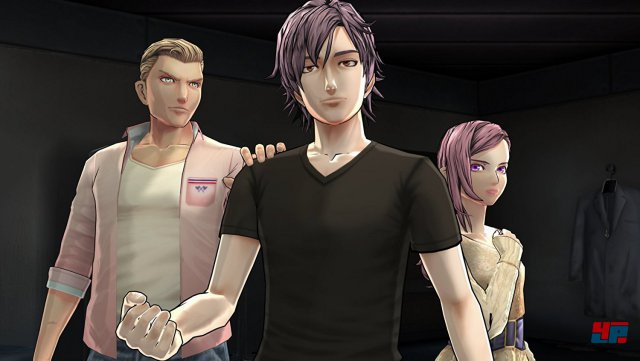Screenshot - Zero Time Dilemma (PS4)